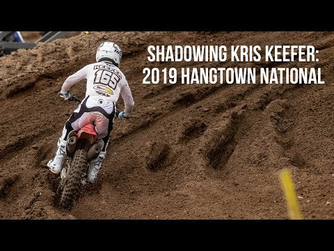 Shadowing Kris Keefer - 2019 Hangtown National