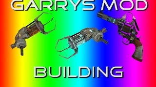 Garrys Mod: Building Ep. 3 - Hard To Raid, Easy To Build