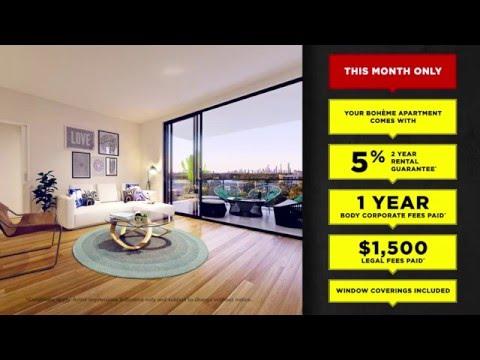Bohème Apartments   Investment