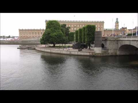 SWEDEN TRAVEL VLOG (CRUISE PT 1)