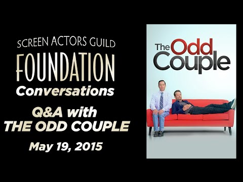 Conversations with Matthew Perry, Thomas Lennon and Yvette Nicole Brown of THE ODD COUPLE
