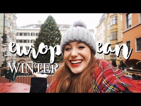 7 Best Winter Destinations In Europe   STA Travel x Contiki European Magic Vlog