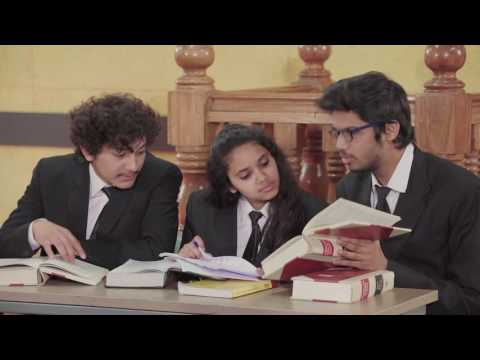 UPES College of Legal Studies Film