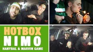 Hotbox mit Nimo, Hanybal & Marvin Game (16BARS.TV)