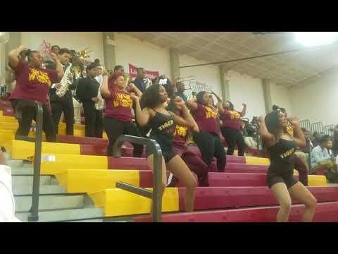 "Howard High School Band Pep Rally 17 ""Snake"""