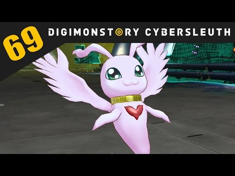 Digimon Story: Cyber Sleuth PS4 / PS Vita Let's Play Walkthrough Part 69 - Lost Property....Again