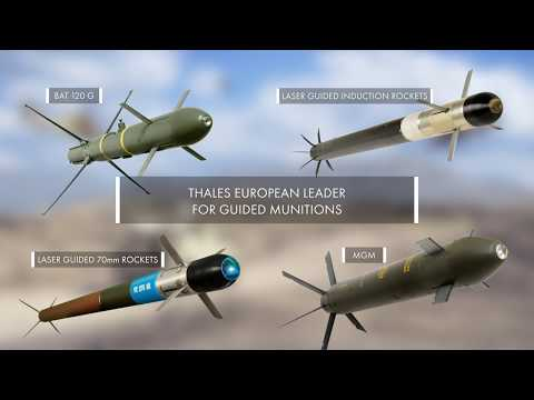 Thales Guided Munitions - Thales