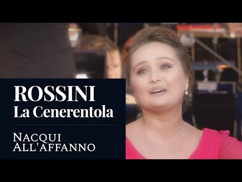 "ROSSINI : La Cenerentola ""Nacqui All'affanno"" (Lezhneva) [HD]"
