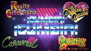 Cañaveral, Yaguaru, Angeles Azules, Rayito Colombiano, Cumbias del Recuerdo
