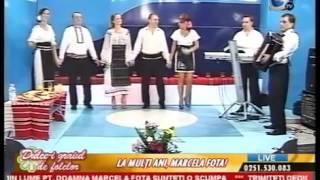 VIOLETA CONSTANTIN SI MARCELA FOTA  Muzica populara de petrecere live