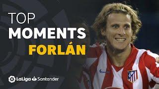 TOP Goles Diego Forlán LaLiga Santander 2008/2009