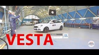 Шумоизоляция Лада Веста (Lada Vesta) по максимуму(Подробный видео отчет по полной шумоизоляции Лада Веста (Lada Vesta) в спеццентре Авто-Локер за 9 часов премиаль..., 2016-03-23T21:32:14.000Z)