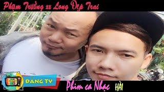 Phim Hài 2018| Cảnh Sát Mật Phạm Trưởng, Hứa Minh Đạt, Long Đẹp Trai - Hài Tuyển Chọn 2018
