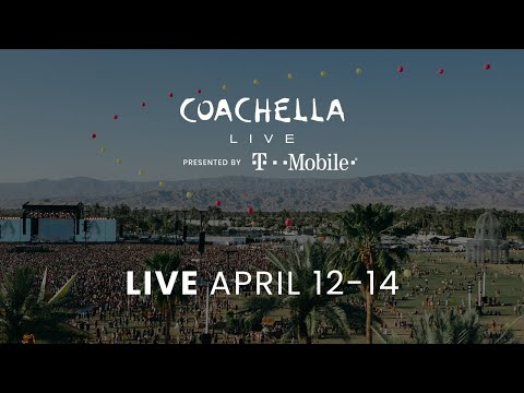 Theresarockface - Coachella's 2019 Announced and You Can Watch it LIVE Online Again