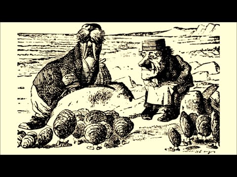 """""""The Walrus and the Carpenter"""" by Lewis Carroll (read by Roy Macready)"""