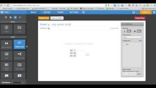 How to publish embed codes to Weebly