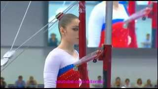 Aliya Mustafina UB Final - Universiade Kazan 2013
