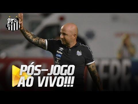 SAMPAOLI | PÓS-JOGO AO VIVO | Paulistão (08/04/19)