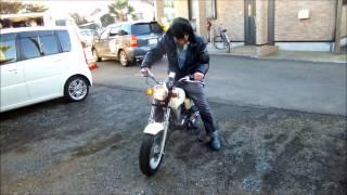 バイク Ape100