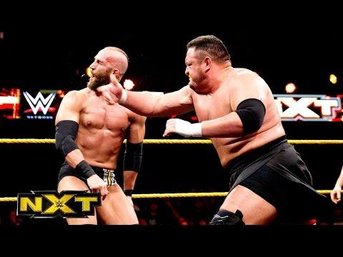 Tommaso Ciampa Vs. Samoa Joe: WWE NXT – 2. Dezember 2015