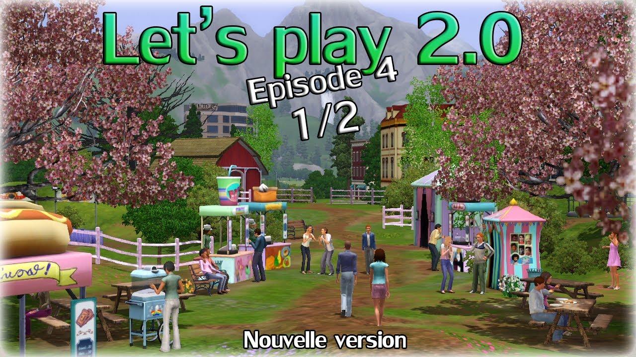 Les Sims 3 Saisons - Lets play 2.0 Ep.4 (Partie 1/2) [ HD