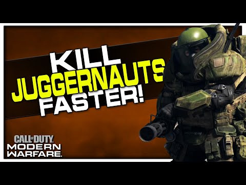How to Kill Juggernauts Fast! (New Methods for Onslaughter!)