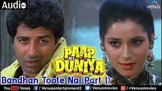 Bandhan Toote Na - Part 1 (Paap Ki Duniya)