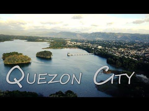 Beautiful La Mesa Watershed, Quezon City [4K]