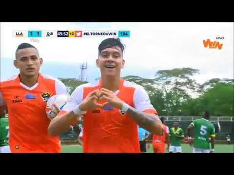 Llaneros vs. Quindío (1-2) | Torneo Aguila | Fecha 30
