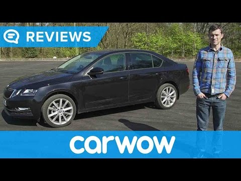 Skoda Octavia 2018 in-depth review | Mat Watson Reviews