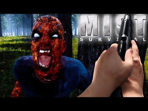 REAL ZOMBIE SURVIVAL is Back - MIST SURVIVAL *NEW UPDATE*