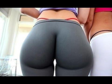 Pantie hose fetish clip