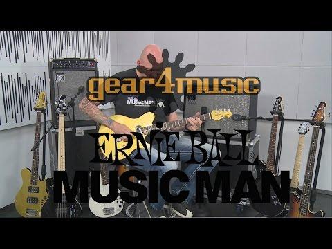 Music Man Reflex Guitars