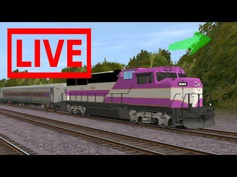 Malden to Haverhill and Back!: Trainz Simulator 12  Live Stream