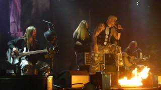 Sabaton - The Final Solution (Live Cracow, 2017)