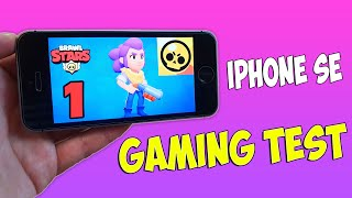 IPHONE SE (APPLE A9) GAMING TEST НА IOS 14.4