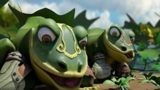 Cậu Bé Phiêu Lưu - Phim Hoạt Hình 3D Hay Nhất [HD]