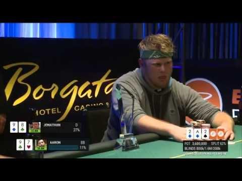 Borgata Poker Open $2 Million Guaranteed Opening Event Final Table