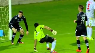 Chania vs. PAOK  2 - 6 All Goals ( Greek Cup - Second round - 3 December 2015)