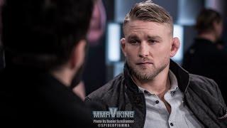 Alexander Gustafsson on Facing Glover Teixeira Fight in UFC Sweden 5