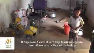 Participatory video: An anganwadi roadblock