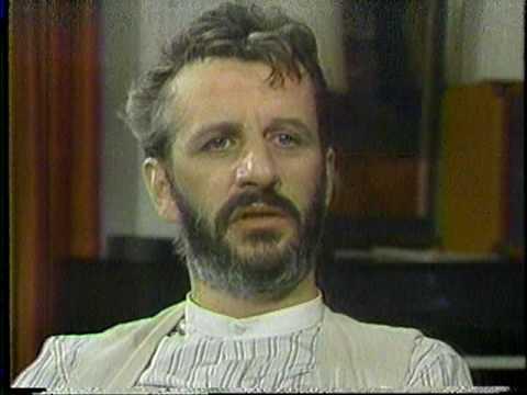Ringo Starr w/ Barbara Walters 1981 part 2