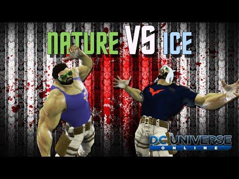 DCUO - Nature VS Ice: Advanced Mechanics - kVk Series Part 22