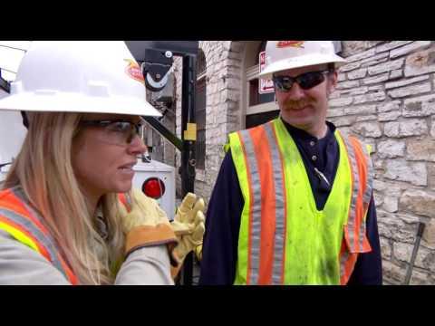 On The Job - Austin Energy Network Construction & Maintenance