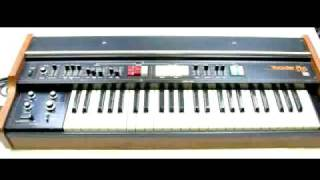 "Galaxxy: ""We Like to Party"" / Roland VP-330 Vocoder Plus (Mk1 or 2?)"