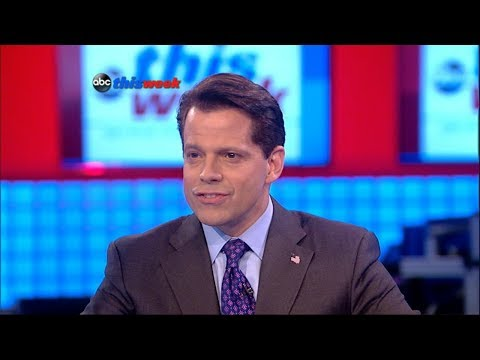 Anthony Scaramucci gives first interview after short stint in the White House