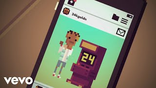 24KGoldn - GAMES ON YOUR PHONE (Official Audio)