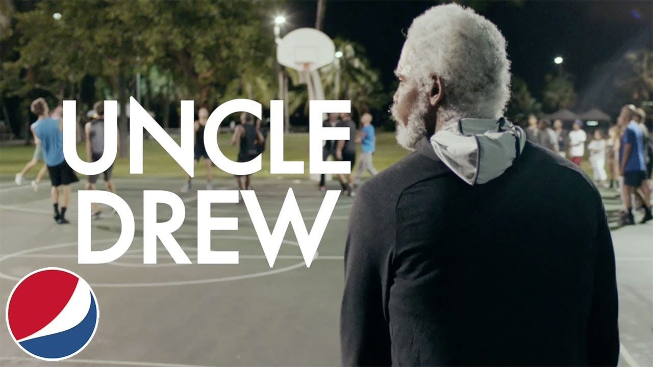 UNCLE DREW - ALL CHAPTERS (Basketball Short Film) #1
