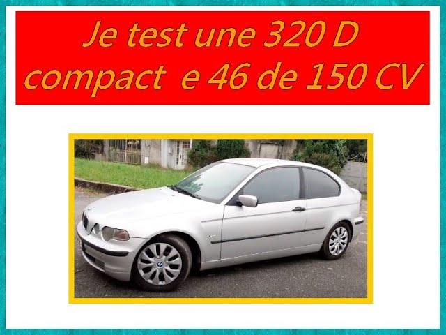 Pompe a essence Bmw Serie 3   E46  Compact  316ti