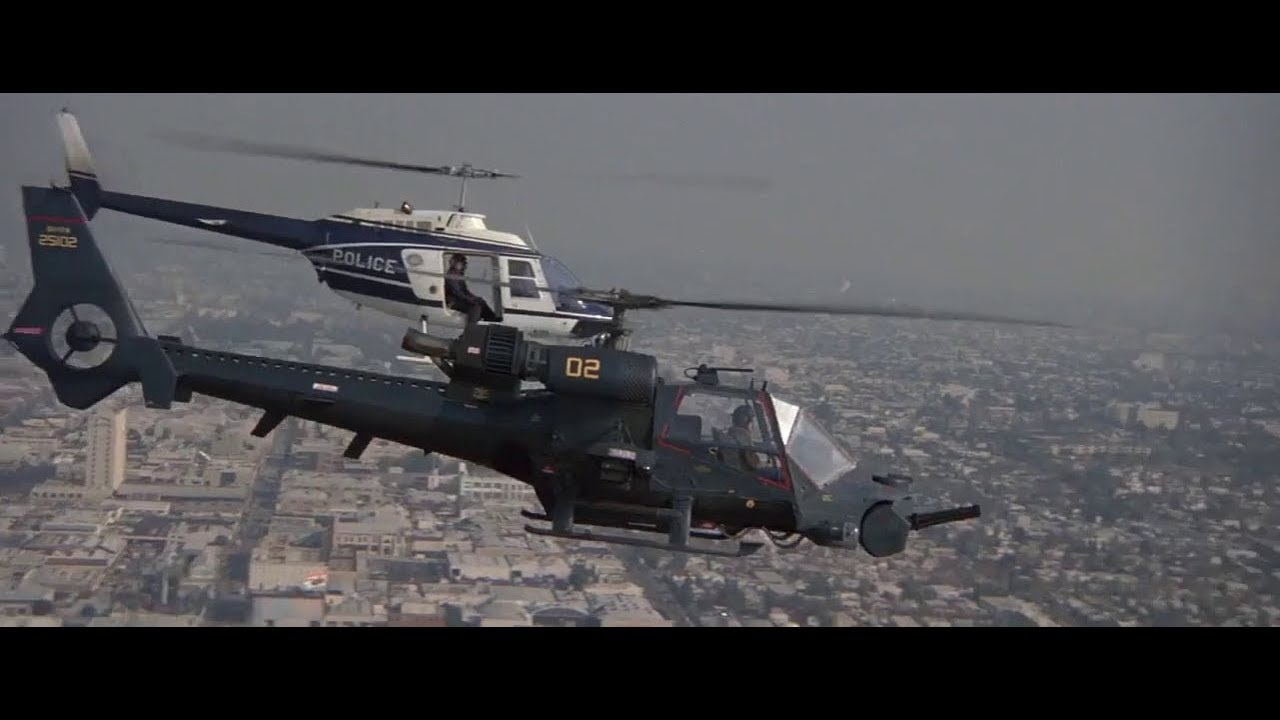Download Blue Thunder - helicopter chase